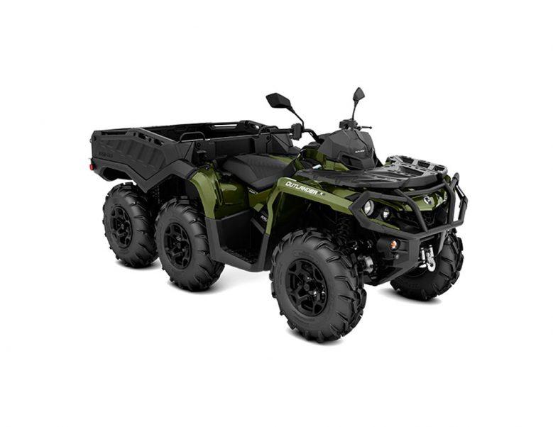 ORV-ATV-MY22-Can-Am-Outlander-6x6-XU+-1000-Boreal-Green