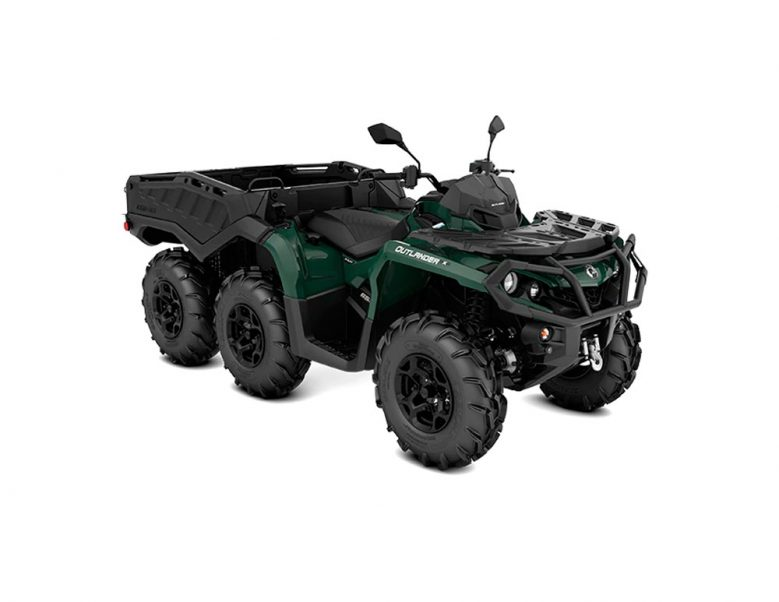 ORV-ATV-MY22-Can-Am-Outlander-6x6-XU+-650-Tundra-Green-SKU0002KNC00-