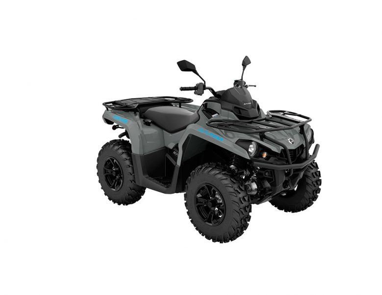 ORV-ATV-MY22-Can-Am-Outlander-DPS-650DT-Granite-Gray-SKU0004ANA00-34FR-T3ABS1
