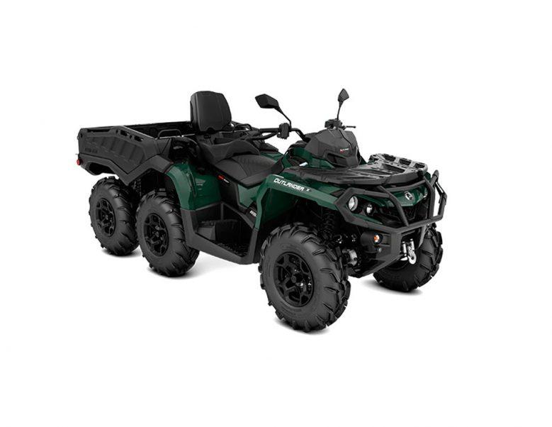 ORV-ATV-MY22-Can-Am-Outlander-MAX-6x6-XU+-650-Tundra-Green