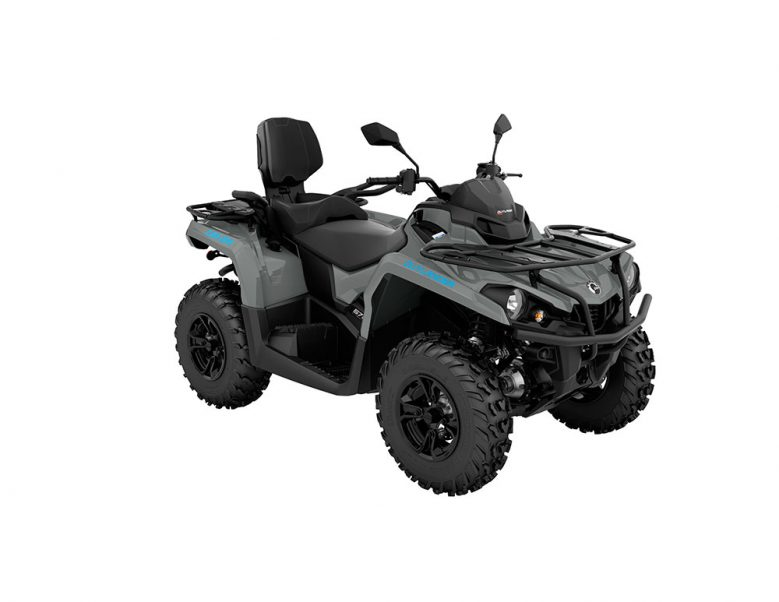 ORV-ATV-MY22-Can-Am-Outlander-MAX-DPS-570DT-Granite-Gray-SKU0005NNC00-34FR-T3ABS1