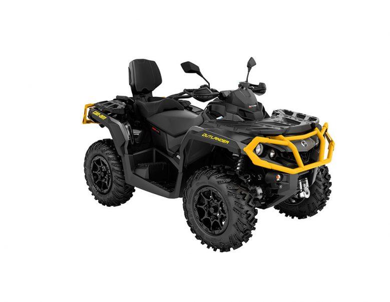 ORV-ATV-MY22-Can-Am-Outlander-MAX-XTP-650-Iron-Gray-Neo-Yellow-SKU0003DNA00-34FR-T3ABS1