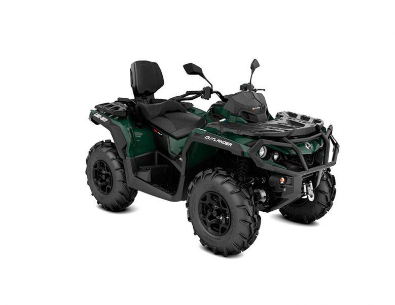 ORV-ATV-MY22-Can-Am-Outlander-MAX-XU+-650DT-Tundra-Green-SKU0003SNB00