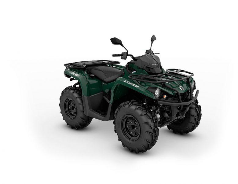 ORV-ATV-MY22-Can-Am-Outlander-XU-450-Tundra-Green-SKU0003NNB00-34FR-T3ABS-(1)