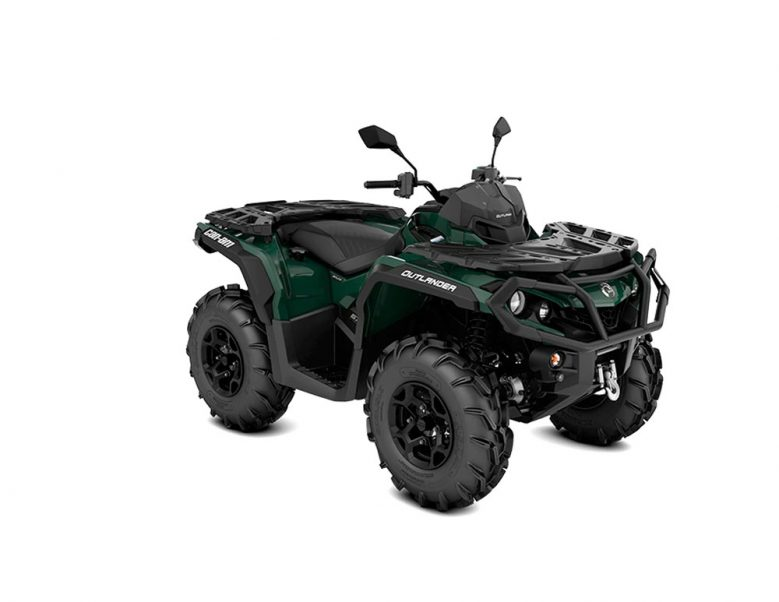 ORV-ATV-MY22-Can-Am-Outlander-XU+-650DT-Tundra-Green-SKU0003FNA00-34F