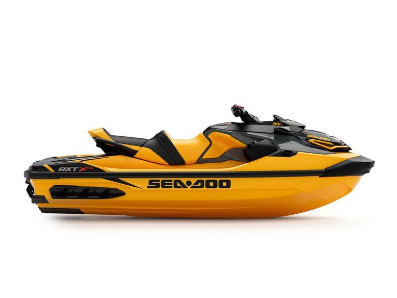 Sea-Doo-RXT-300-audio-amarilla-2022-Montemar-Motor