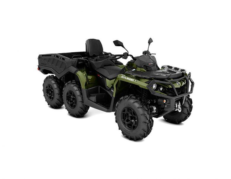 ORV-ATV-MY22-Can-Am-Outlander-MAX-6x6-XU+-1000-Boreal-Green