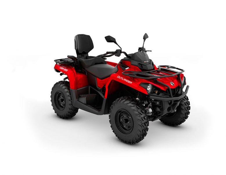 ORV-ATV-MY22-Can-Am-Outlander-MAX-STD-450-Viper-Red-SKU0005CNC00-34FR-T3B-(1)
